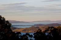 View from Mount Nelson at Sunset